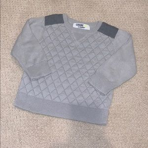 Toddler Boy Quilted Sweater 2T NWOT